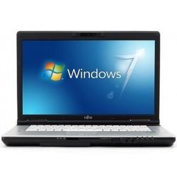 notebook Fujitsu LifeBook E751 i5 4/128 SSD/Win7pro z 3G UMTS in serijskim portom - garancija 12 mesecev, rabljen