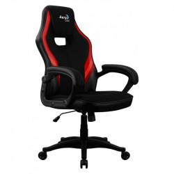 gamerski stol Aerocool Gaming Chair AERO 2 Alpha rdeč