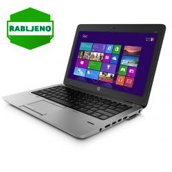 notebook HP EliteBook 820 G1 i5 8/180 SSD W8p