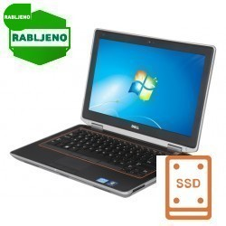 notebook DELL Latitude E6320 i5/4/128SSD Win7p