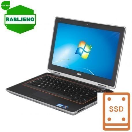 notebook DELL Latitude E6320 i5/4/128SSD Win7p