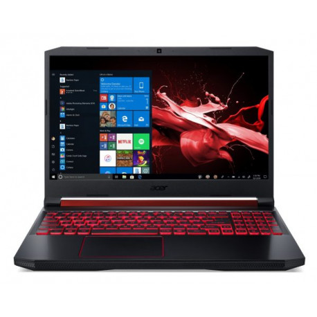 notebook Acer Nitro 5 i5-9300H FHD 8/512 GTX1650 Win10