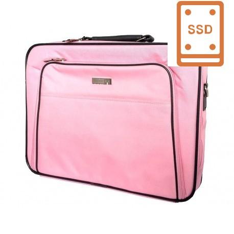 torbica za prenosnik Dicota BaseXX pinki