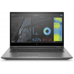 Prenosnik HP ZBook FURY 17 G7 I7-10750H T2000 W10P