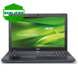 notebook Acer Travelmate P453 i5 4/128SSD rabljen