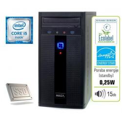 Računalnik MEGA 2000 i5-6500/8GB/SSD256GB+500HDD/GTX 1060