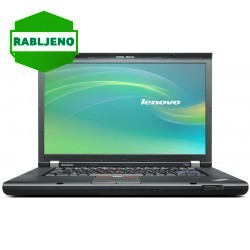 notebook Lenovo ThinkPad T520 i5 4/320 Win7pro - rabljen