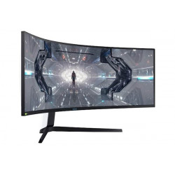 Monitor Samsung C49G95TSSU, 49'', VA, CURVED, 32:9, 5120 x 1440, HDMI,2x DP, 2XUSB,sluš, ODYSSEY G9