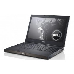 notebook DELL Precizion M4600 i7 8/250 Quadro 1000 Win7pro - rabljen