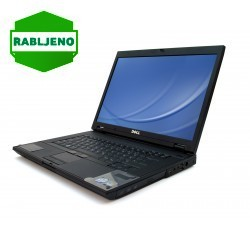 notebook Dell Latitude E5500 P8700 W7p