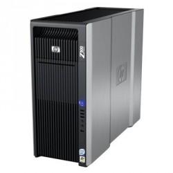 grafična postaja HP Workstation Z800 X5570 Quad