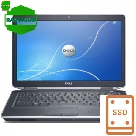 notebook DELL Latitude E6430 i3 4/320 Win7pro - rabljen