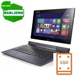 notebook Lenovo ThinkPad Helix i5 rabljen