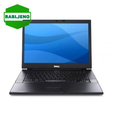 notebook DELL Latitude E6500 C2D 2/160 - rabljen