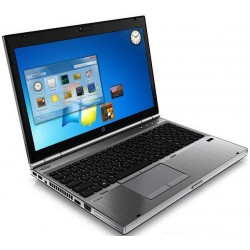 notebook HP EliteBook 8570p i5 4/320 Win7pro rabljen