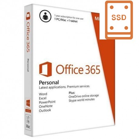 Microsoft Office365 Personal za 1 leto