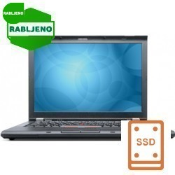 notebook Lenovo ThinkPad T410 i5 4/160 Win7pro - rabljen