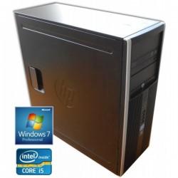 računalnik HP 8200 CMT i5 4/250 Win7 pro - rabljen