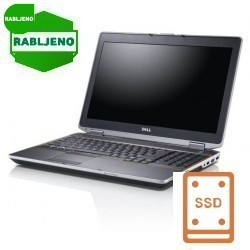 prenosnik DELL Latitude E6520 i5 W10p