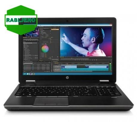 notebook HP ZBook i7 4800MQ