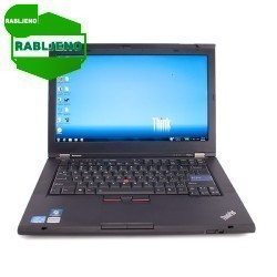 notebook Lenovo ThinkPad T420 HD+ i5 4/320 Win7pro rabljen - 1 leto garancije