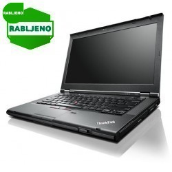 notebook Lenovo ThinkPad T430 i5 HD+ W10p 12m