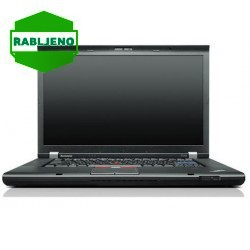 notebook Lenovo ThinkPad T510 i5 NVS W10p 12m