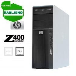 grafična postaja HP Z400 W3520