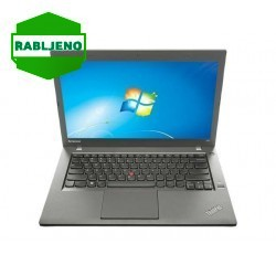 notebook Lenovo ThinkPad T440 i7 8/256 SSD W8p rabljen
