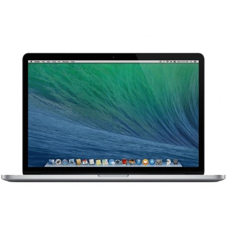 Apple MacBook Pro 8.2 - Core i7 2635QM 2,0 GHz - 128 GB SSD / 8GB RAM