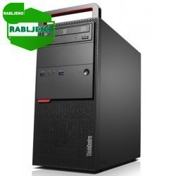Računalnik Lenovo M800 i5-6500 | 8GB | 120GB SSD + 500GB| WIN 7 PRO (WIN 10 PRO)