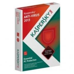 Antivirus Kaspersky 2013 - 3Dt - KLT20460125