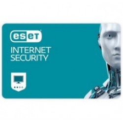 Antivirus ESET Internet Security 1 / 1L