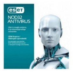 Antivirus ESET NOD32 for WORKSTATION OEM - key