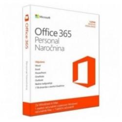 Microsoft Office 365 Personal FPP SLO 32/64bit - 1 letna naročnina za 1 PC (lahko tudi Mac) + 1 tablico