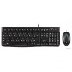 Tipkovnica  +MIŠ Logitech  Desktop MK120