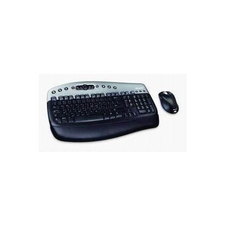 Tipkovnica +MIŠ Microsoft Wireless Opt. Desktop 2.0 ANG + SLO nalepke