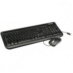 Tipkovnica +MIŠ Microsoft 400 for Business (SLO gravura) črna
