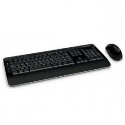 Tipkovnica +MIŠ Microsoft Brezžična 3000 SLO BlueTrack črna