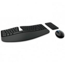 Tipkovnica  +MIŠ Microsoft Sculpt Ergonomic USB Port SLO