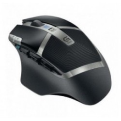 Miš Logitech Gaming G602 Wireless Laser črna