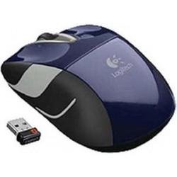 Miš Logitech NoteBook Brezžična Laser M525 modra nano Unifying Blue