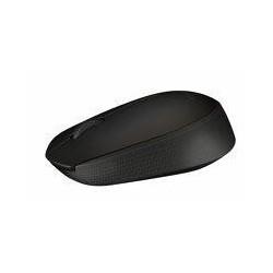 Miš Logitech NoteBook Brezžična optična B170 siva