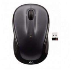 Miš Logitech NoteBook Brezžična Optična M325 nano Unifying črna