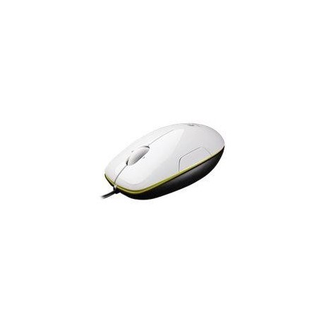 Miš Logitech Laser M150 črno bela (Coconut)