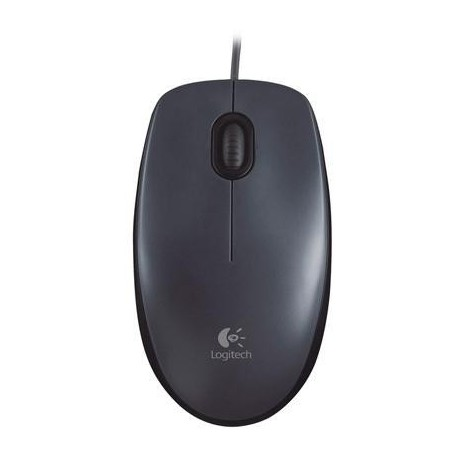 Miš  Logitech  Optical M90 črna