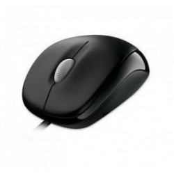 MIŠ Microsoft Optical Mouse 500 USB Compact - optična, črna