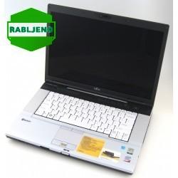 notebook Fujitsu LifeBook E8410 C2D P8400/2/80 s serijskim portom - rabljen
