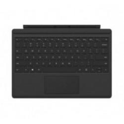 Tipkovnica za Microsoft Surface Type Cover Pro 3/4 angleška - črna