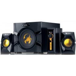 Zvočniki GENIUS SW G 2.1 3000 gaming (31731016100)